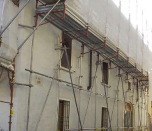 Occupazione suolo pubblico ridotta Volta Mantovana